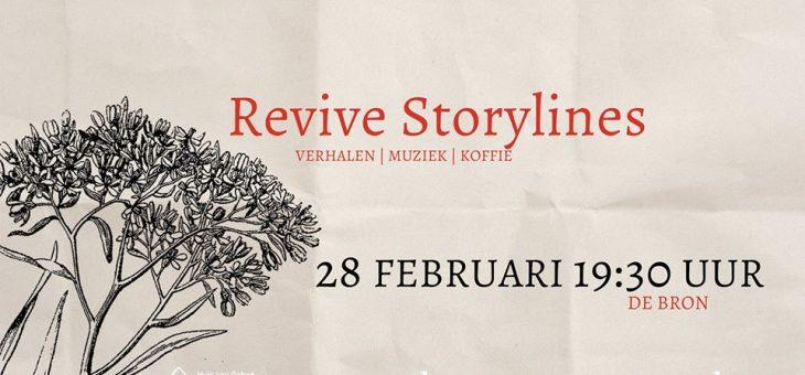 Revive Storylines met Redeemed – 28 februari 2020